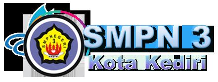 Situs Resmi SMP Negeri 3 Kediri